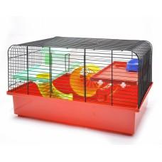 Клетка Benelux Cage for hamsters marlene funny Марлен для хомяков 49х32,5х29 см.