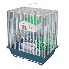Клетка для грызунов 2103К (2-х этажная)