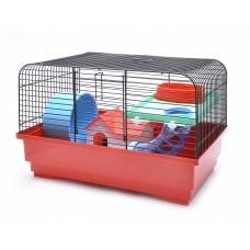 Клетка Benelux Cage for hamsters maria funny Мария для хомяков  40х22,5х26,5 см.