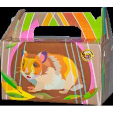 Переноска картонная ВАКА для кроликов и свинок