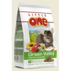 Little One 750г Зеленая долина корм  для шиншилл