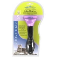 Фурминатор для кошек Short Hair Small Cat 4см